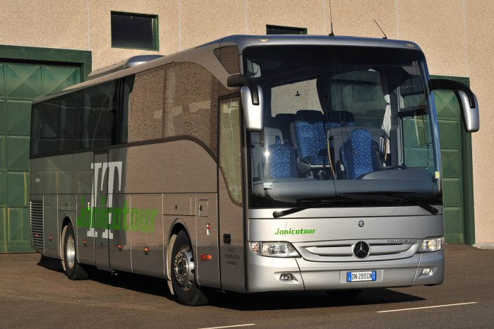 Rental of GT coaches in 56 places in Catania and throughout Sicily