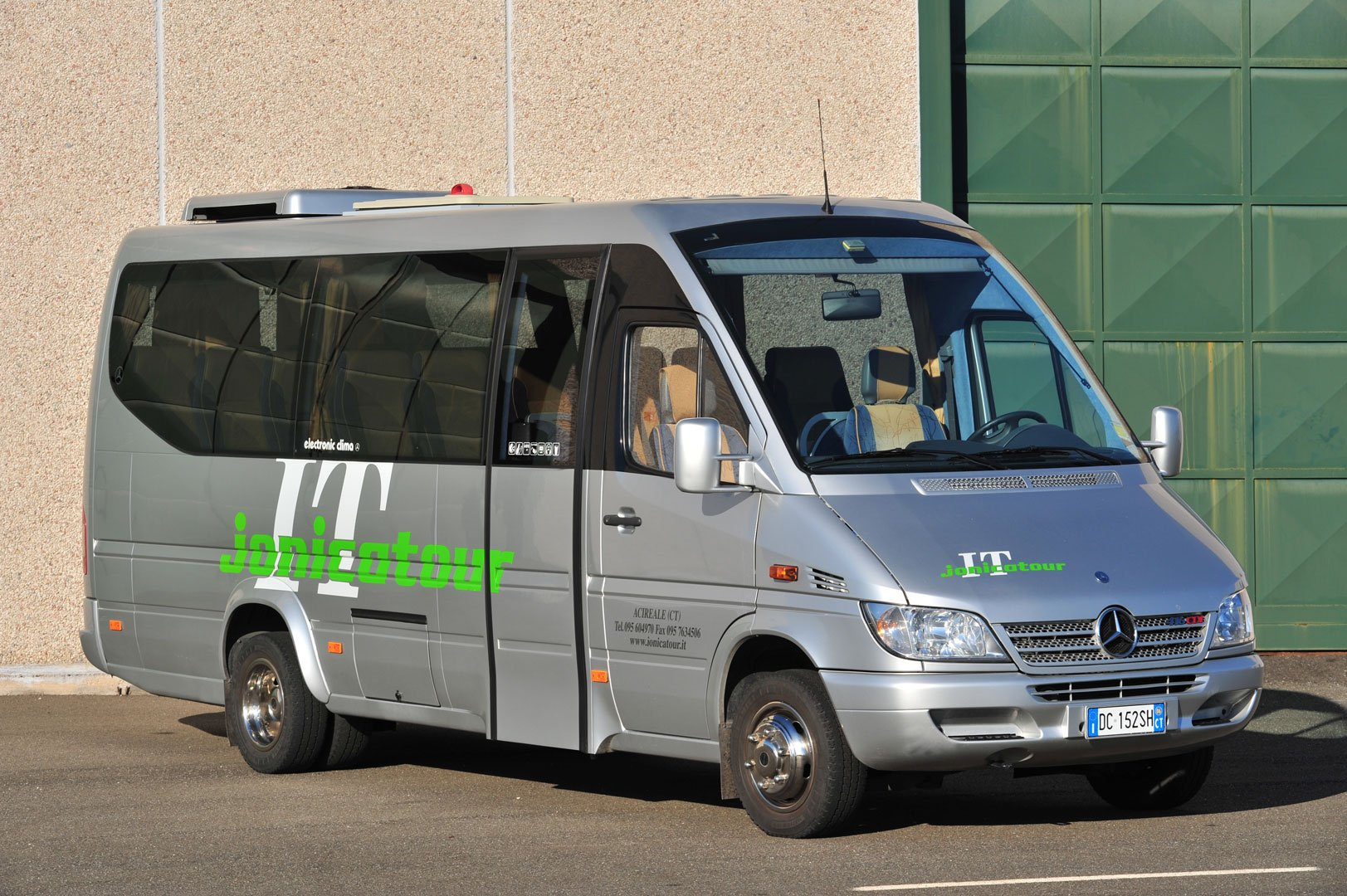 hire minibus sicily | Jonicatour