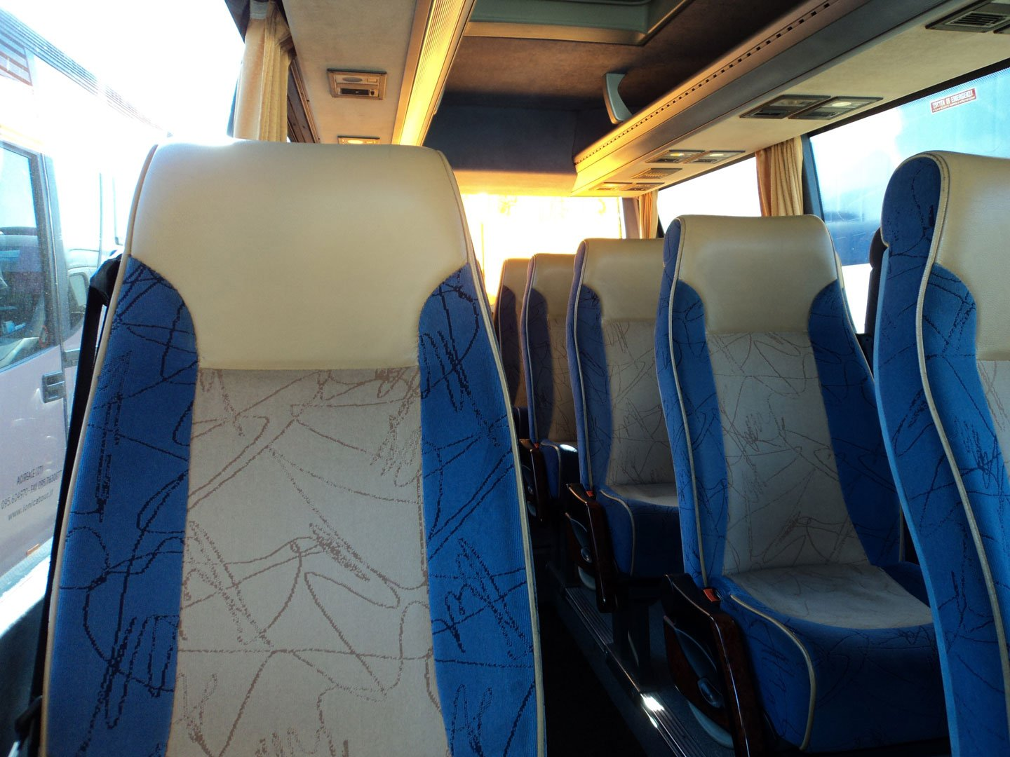 seats jonicatour bus GT 56