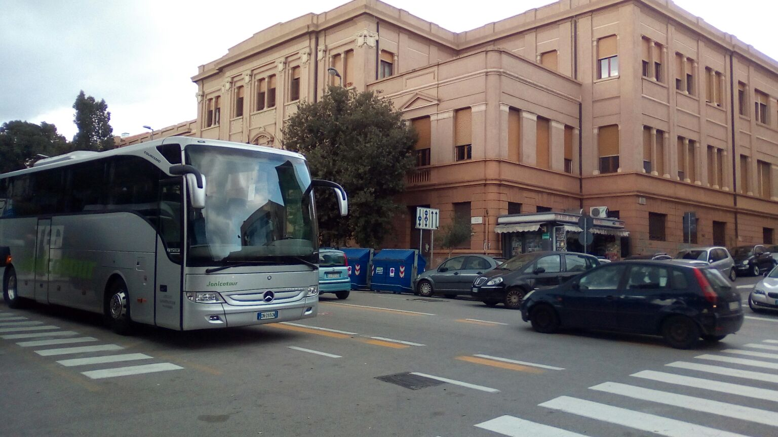 coach hire with driver - Tour Sicily