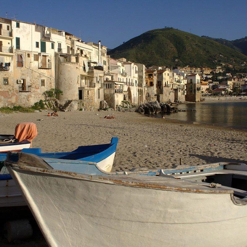 Klimatische Situation in Sizilien