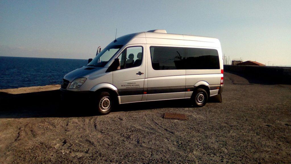 minibus Sicilia